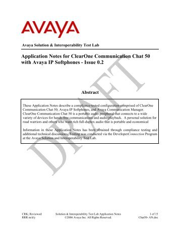avaya 9608 quick user guide