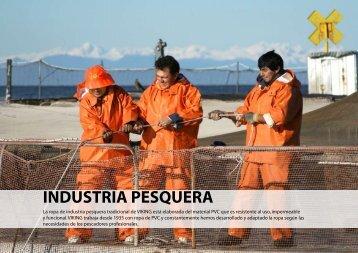 INDUSTRIA PESQUERA - Enviromar