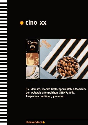 Pros. Cino xx.indd