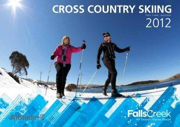 cross country sKIInG - Falls Creek