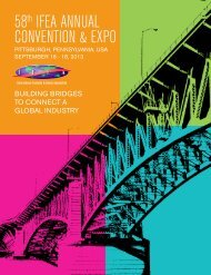 57th Annual Convention Brochure - International Festivals & Events ...