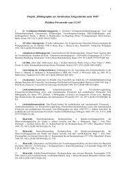 Pickliste Privatrecht - Fachbereich Rechtswissenschaft der Goethe ...