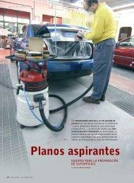 Planos aspirantes - Revista Cesvimap