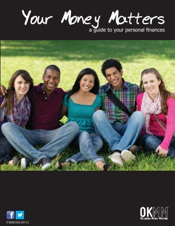 Your Money Matters Guide for High School Students - Oklahoma ...
