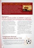"""Municípios recebem campanha """"Seu Voto, Nosso Futuro"""" - AMAM - Page 6"""