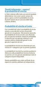 DIVERTITI E GIOCA IN MODO RESPONSABILE - Page 7