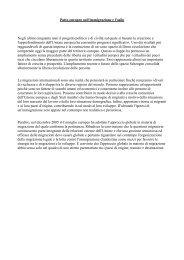 Patto europeo sull'immigrazione e l'asilo Negli ultimi ... - cesd