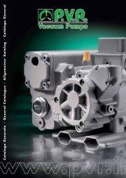 General Catalogue - P.V.R. S.r.l.