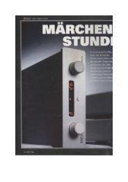 stereo 07/2006 - Trigon Elektronik GmbH