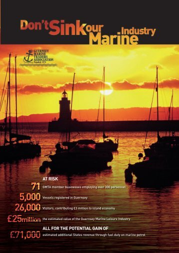 at risk all for the potential gain of - Guernsey Marine Traders ...