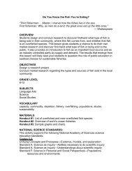 Activity Guide - Bullfrog Films