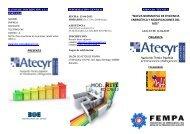 TRIPTICO Jornada 12-06-2013 MOD CEE Y RITE ALICANTE - Atecyr