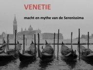 Venetie, macht en mythe van de Serenissima