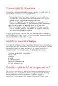 Complaints leaflet - Chorley Borough Council - Page 4