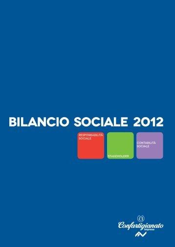 Bilancio sociale 2012 - Asarva