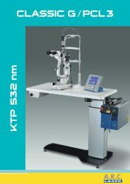 KTP 532 nm CLASSIC G / PCL 3 - Optotechnik.com.ve