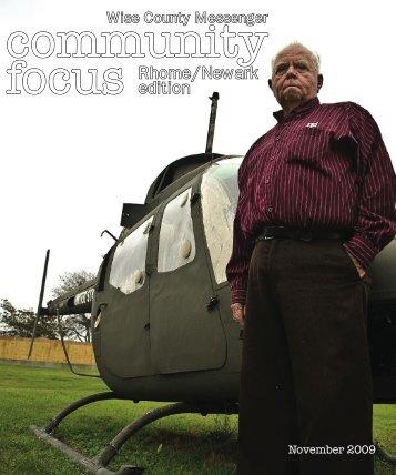11.09 CF Rhome-Newark.indd - Wise County Messenger