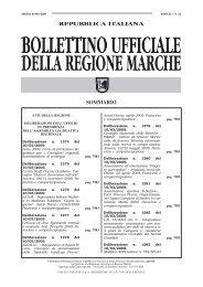 BUR n.32 2/04/2009 - Il Portale Regionale della Cultura