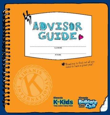 2012-13 BC Advisor Guide - Builders Club