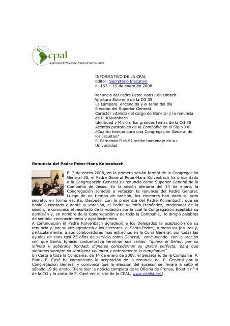 Informativo Cpal 2008 153 Al 176