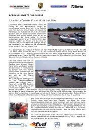 PSCS Castellet Juni 2008 - Fach Auto Tech
