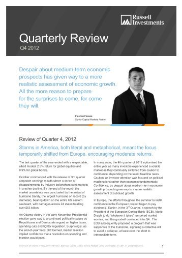 Quarterly Review - Russell Investments