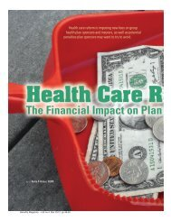Health Care R - International Foundation of Employee Benefit Plans
