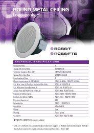 RCS6/FTS - penton