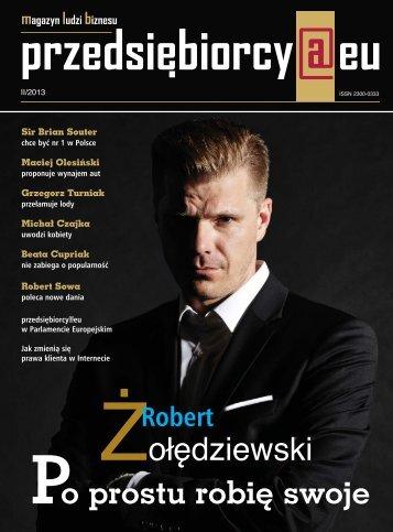 magazyn ludzi biznesu - Klub Integracji Europejskiej