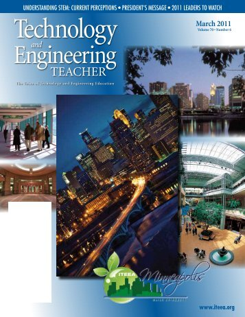 March - Vol 70, No 6 - International Technology and Engineering ...