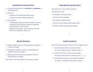 slide11 - CS Course Webpages