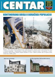 Posebno izdanje - Općina Centar
