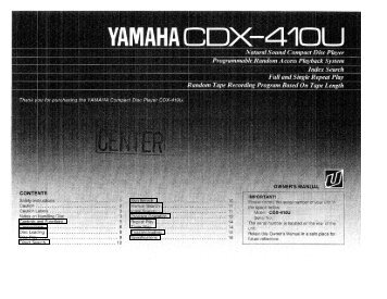 2159KB - Yamaha