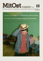 Neu 2007 - MitOst e.V.