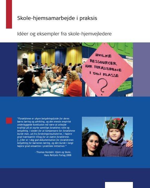 Skole-hjemsamarbejde i praksis - Social