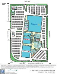 10171 - Northgate Centre - Site Plan - 20130306 - First Capital Realty