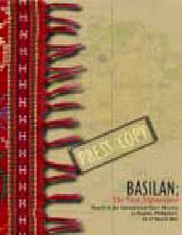 Basilan - Transnational Institute
