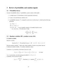 3 Review of probability and random signals