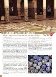 Il grande sud e le kasbah - Utat Viaggi