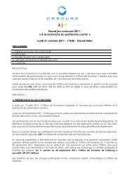 DP jeu concours 2011 - Cabourg