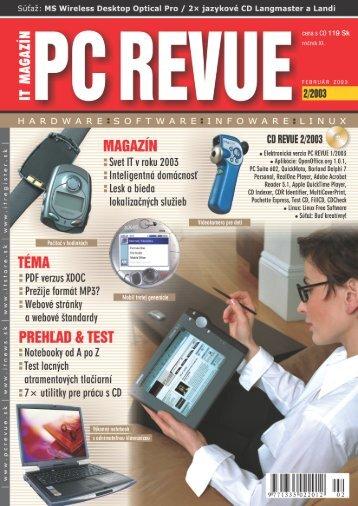 Svet IT v roku 2003 - Vitajte na stránkach www.einsty.hostujem.sk