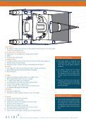 Detailed specification - Catamaran Alibi - Page 6