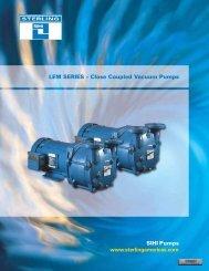 SIHI LEM Series - Vacuum Pumps - Condit Company