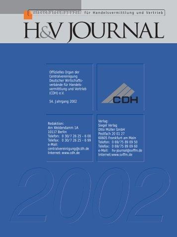 2002 - CDH