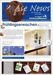 ASEnews 2009 3 - Schreinerei Asenkerschbaumer