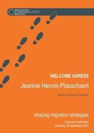 adress - Shaping Migration Strategies