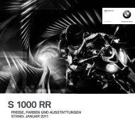 Preisliste S 1000 RR - Autohaus Fulda Krah und Enders GmbH