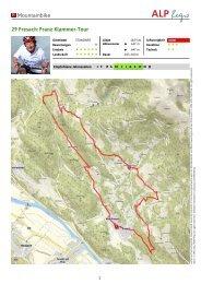 Franz Klammer-Tour - Nockbike, Bike Portal für die Region Nockberge