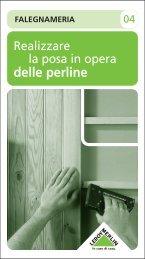 Scheda posa opera perline - Elenet.altervista.org