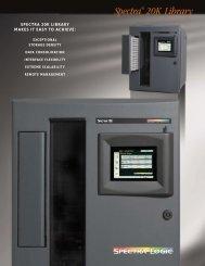 Spectra 20000 Brochure - Unylogix Technologies Inc.